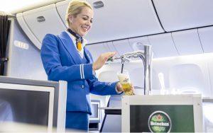 Klm ed Heineken volano insieme