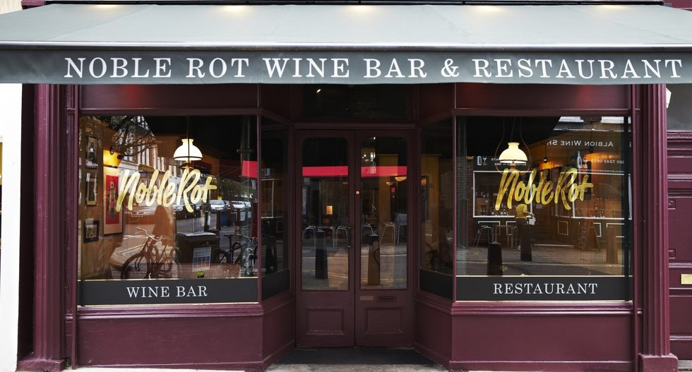 wine bar di londra