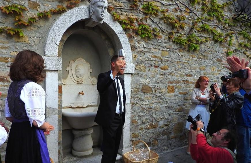 fontane vino: san floriano