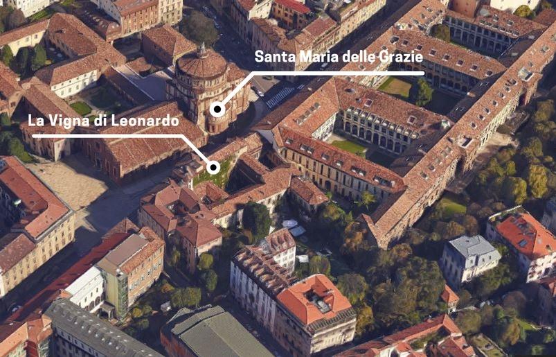 Vigna Leonardo: mappa