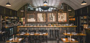 wine bar di londra