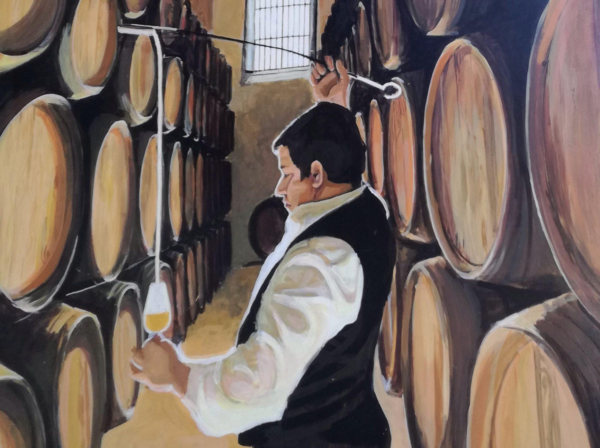 vino di jerez