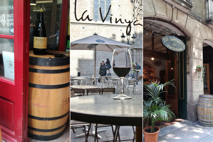 BARCELLONA: I WINE BAR IMPERDIBILI
